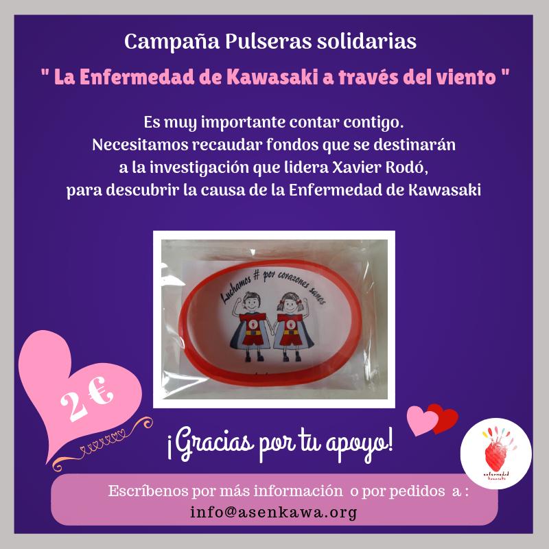 Pulseras Solidarias Por corazones sanos(1)